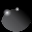 Must (läikiv)